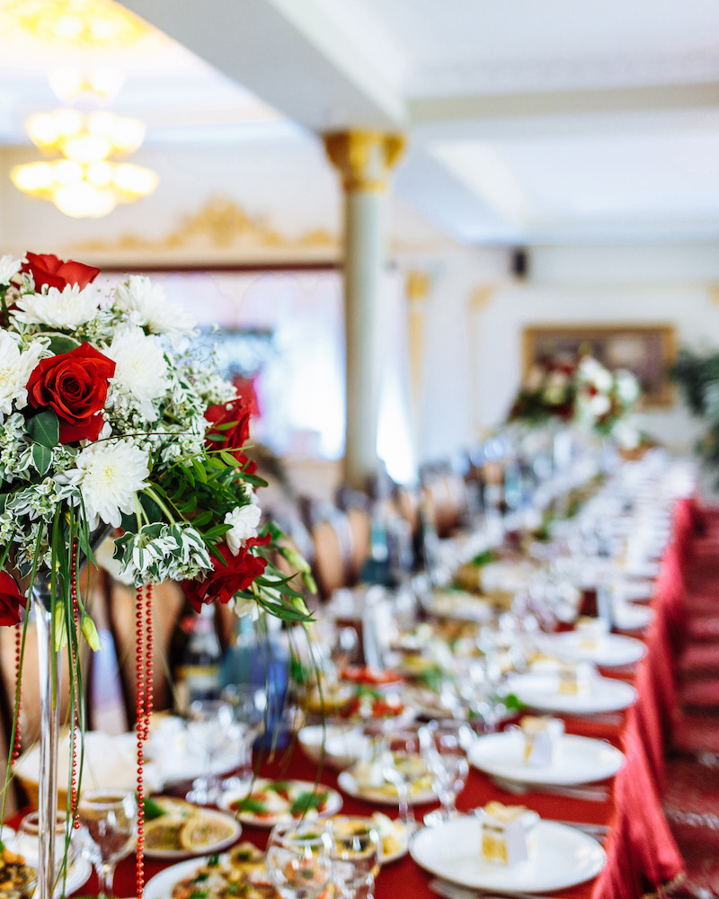 catering wedding event